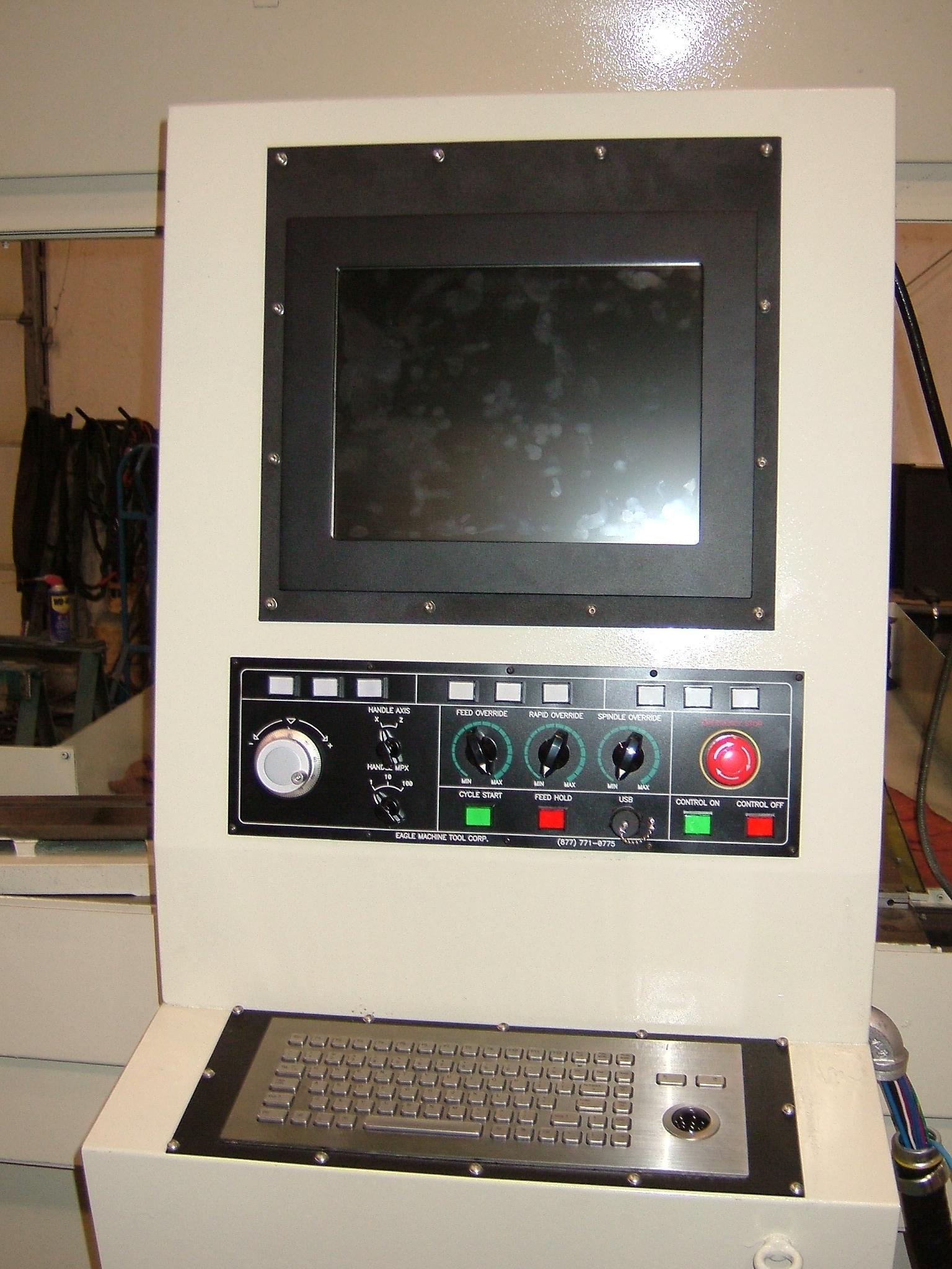 custom machine tool